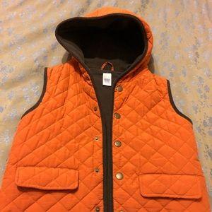 Gymboree boy vest